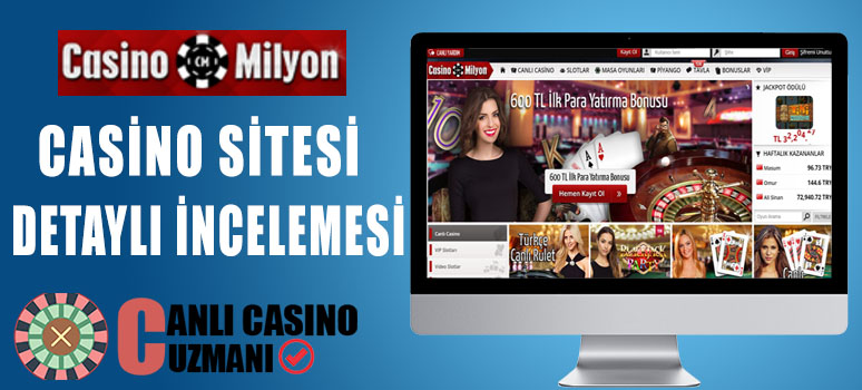 CasinoMilyon
