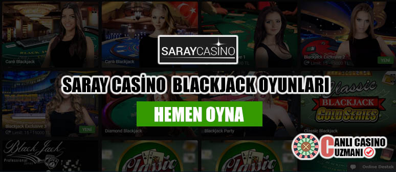 Saray Casino Blackjack